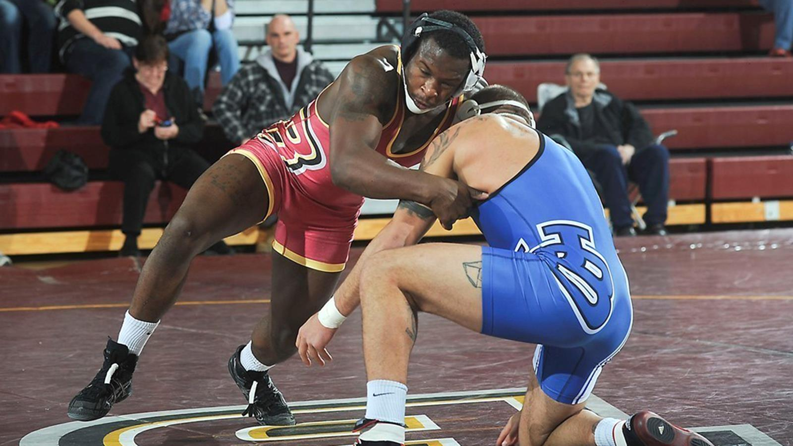 Former Wrestling Standout Rich Perry Injured In Training Accident