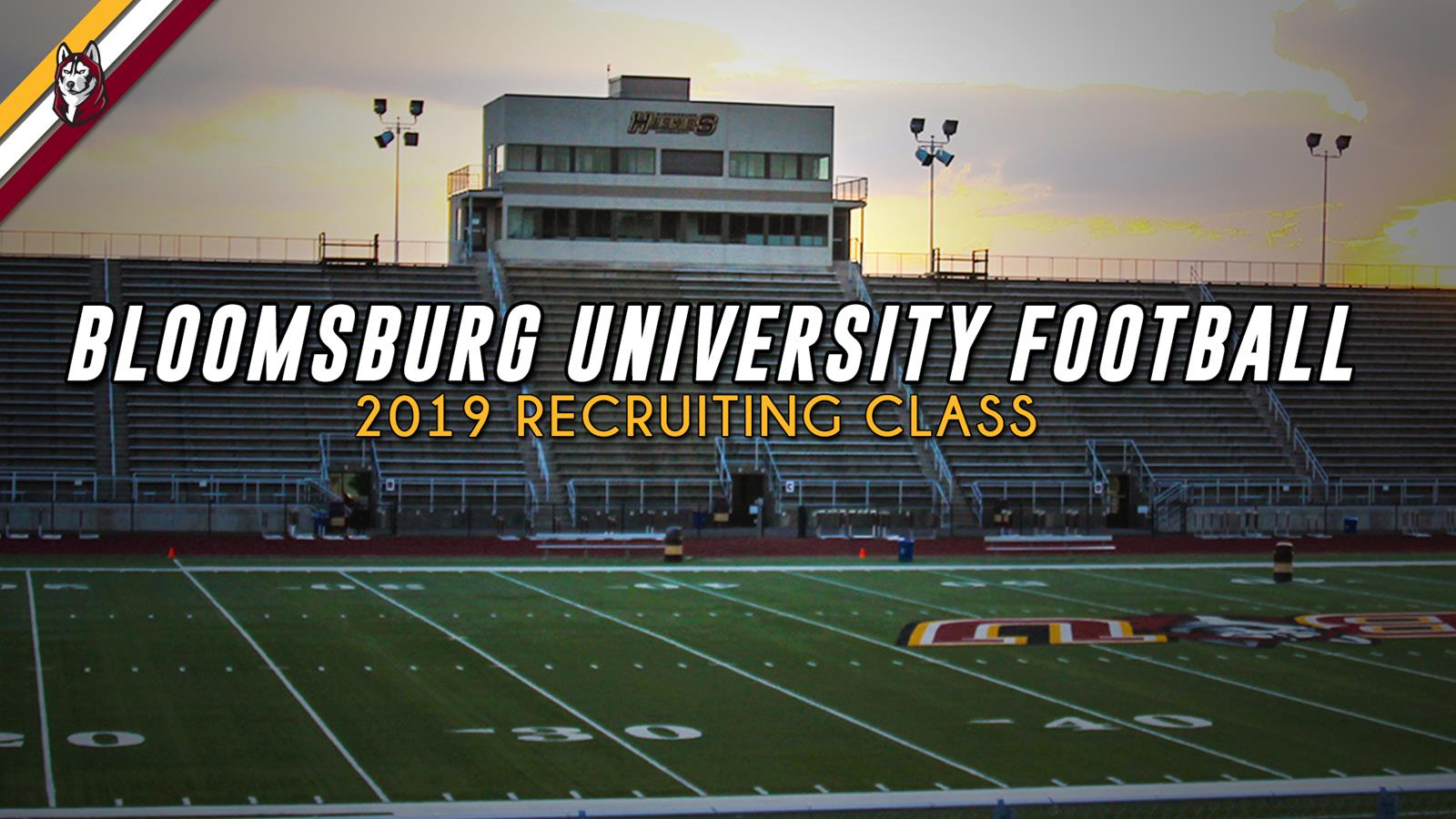 Football Announces 2019 Recruiting Class Bloomsburg University