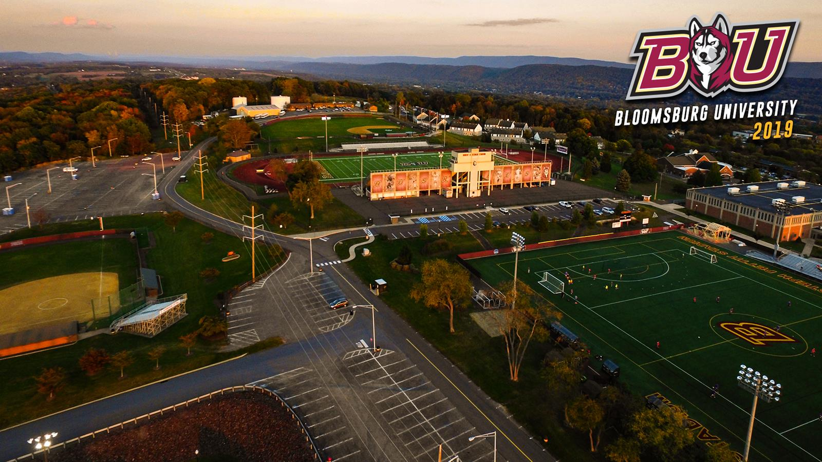 Traffic Updates To Athletic Facilities On Upper Campus ...